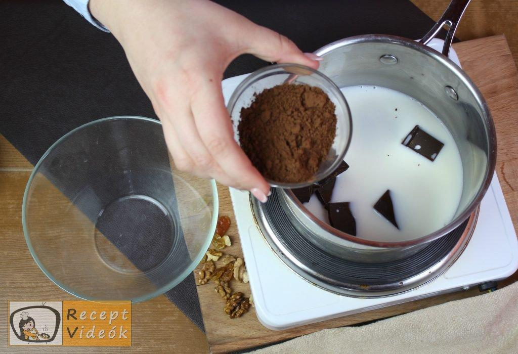Házi gundel palacsinta recept, házi gundel palacsinta elkészítése 6. lépés