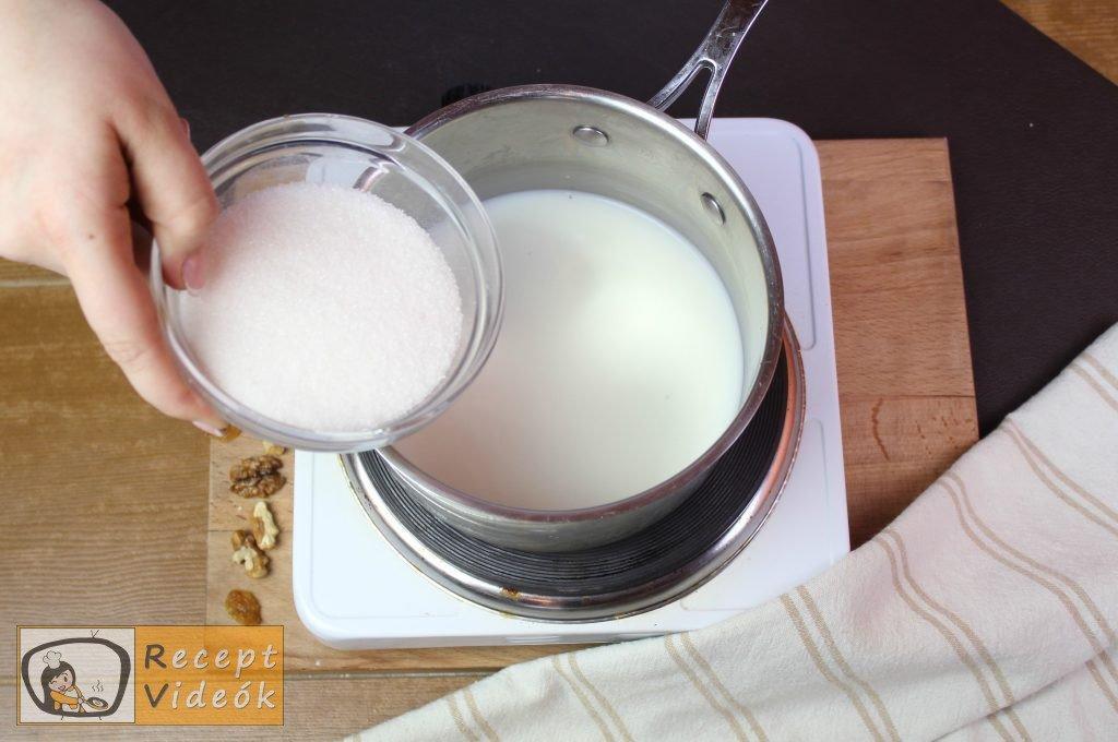 Házi gundel palacsinta recept, házi gundel palacsinta elkészítése 1. lépés