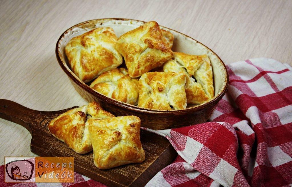 Húsos batyu recept, húsos batyu elkészítése - Recept Videók