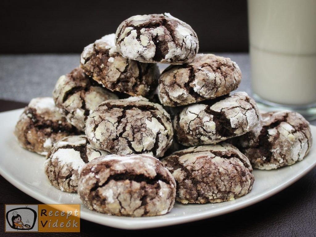 Pöfeteg keksz recept, pöfeteg keksz elkészítése - Recept Videók