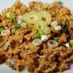 Bácskai rizseshús recept, bácskai rizseshús elkészítése - Recept Videók