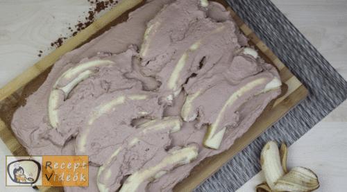 Rácsos sütemény recept, rácsos sütemény elkészítése 16. lépés