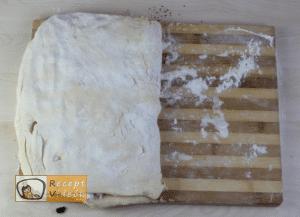 Kókuszos csiga recept, kókuszos csiga elkészítése 7. lépés