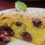kevert meggyes süti recept, kevert meggyes süti elkészítése - Recept Videók