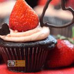 Valentin napi süti recept - Szerelem Muffin elkészítése - Recept Videók