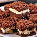 Reszelt túrós süti recept, reszelt túrós süti elkészítése - Recept Videók