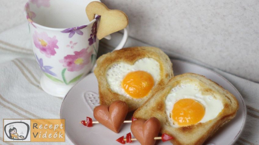 Valentin napi reggelik