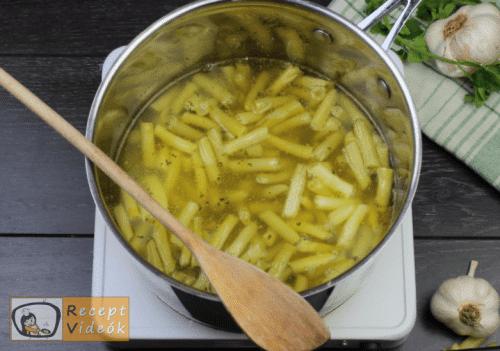 Vajbabfőzelék recept, vajbabfőzelék készítése 1. lépés