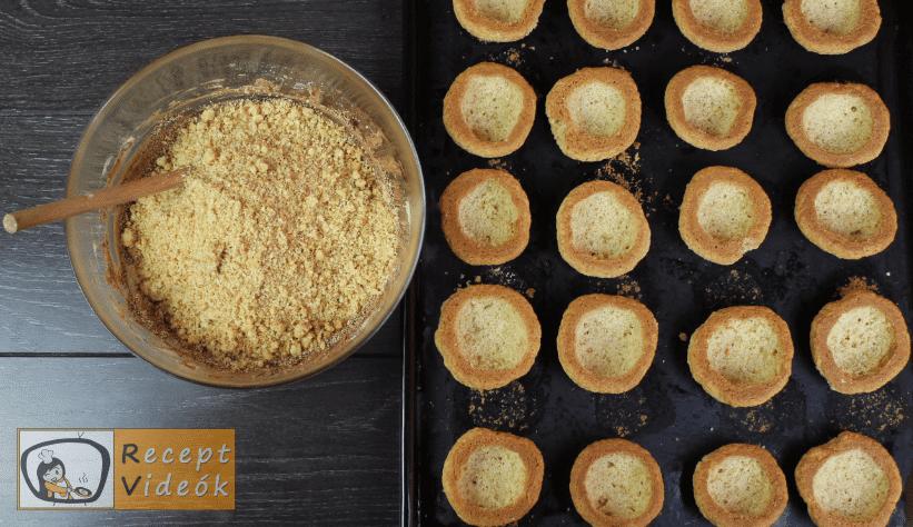 Őszibarack süti recept, őszibarack süti elkészítése 9. lépés