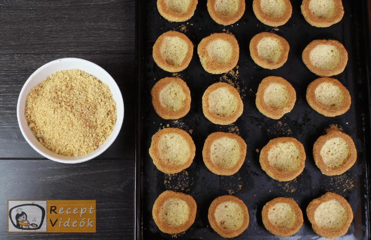 Őszibarack süti recept, őszibarack süti elkészítése 6. lépés