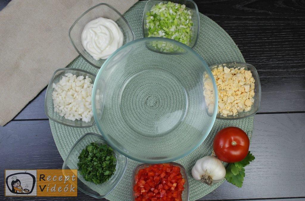 Húsvéti diy kreatív recept ötletek, asztaldíszek - húsvéti tojáskosárka 2. lépés