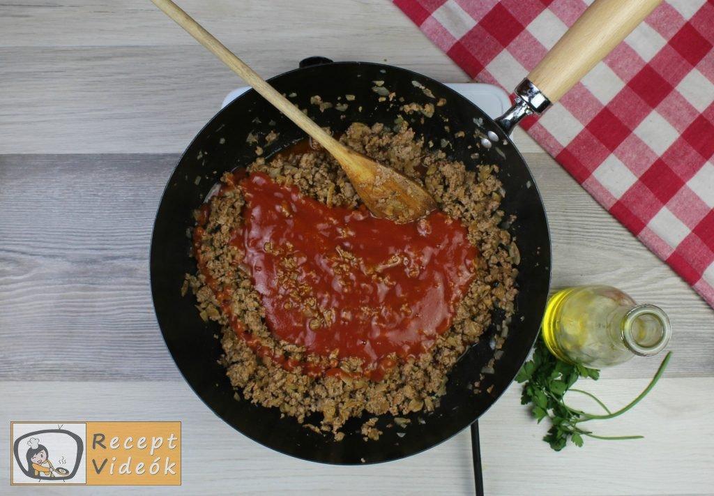 Mexikói chilis bab recept, mexikói chilis bab elkészítése 4. lépés