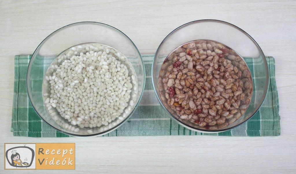 Sólet recept, sólet elkészítése 1. lépés