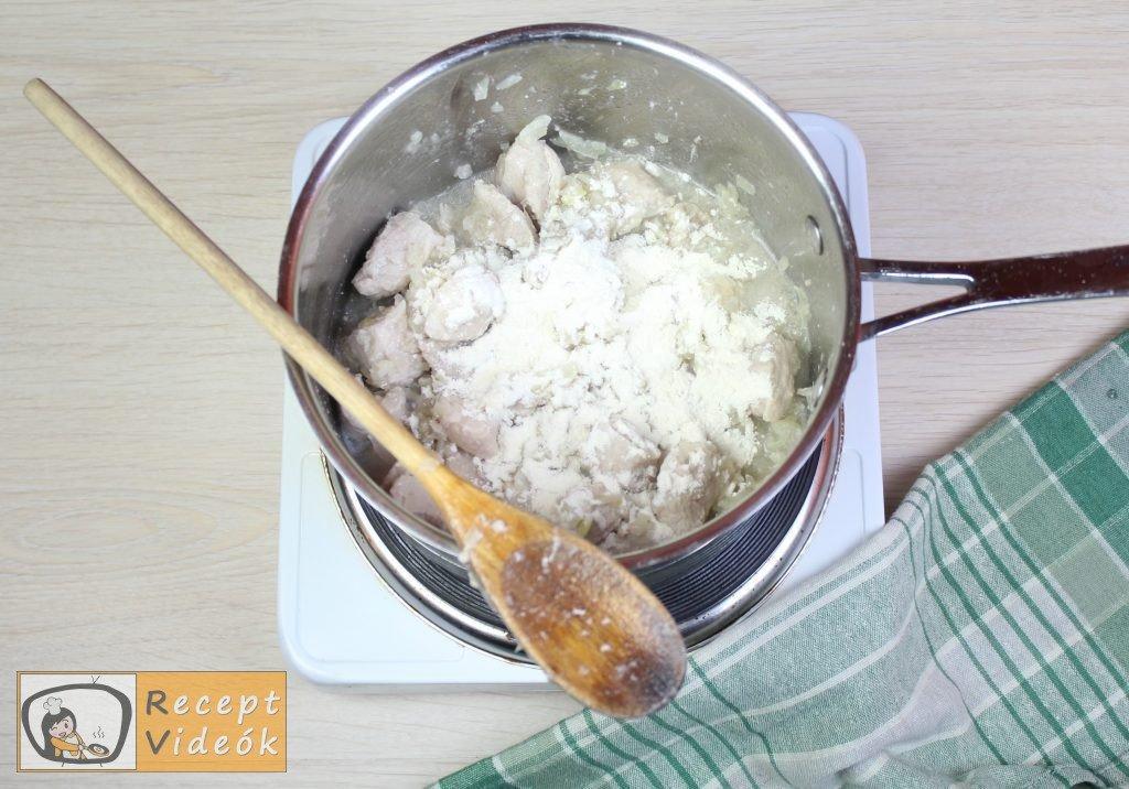 Sólet recept, sólet elkészítése 5. lépés