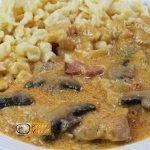 Bakonyi sertésszelet recept, bakonyi sertésszelet elkészítése - Recept Videók