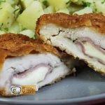 Cordon bleu recept, cordon bleu elkészítése - Recept Videók
