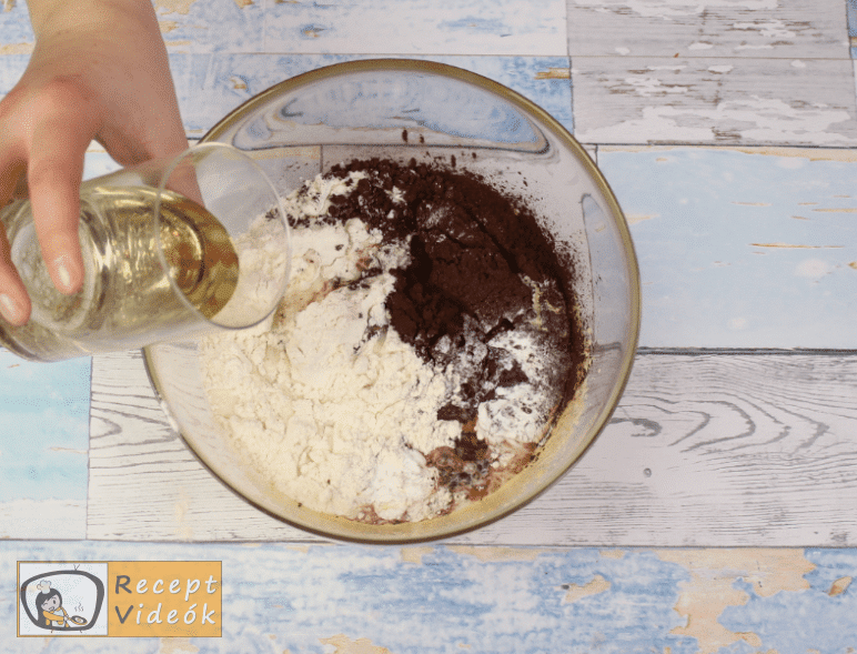 Boci szelet recept, boci szelet elkészítése 3. lépés