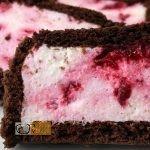 málnás-joghurtos alagút recept, málnás-joghurtos alagút elkészítése - Recept Videók