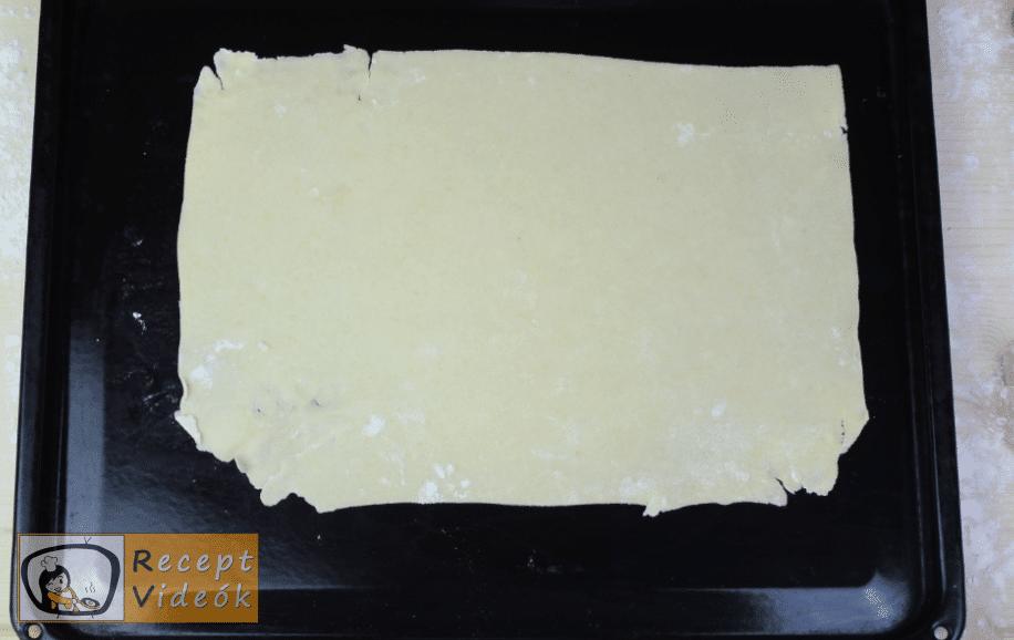 Mimóza szelet recept, mimóza szelet elkészítése 3. lépés