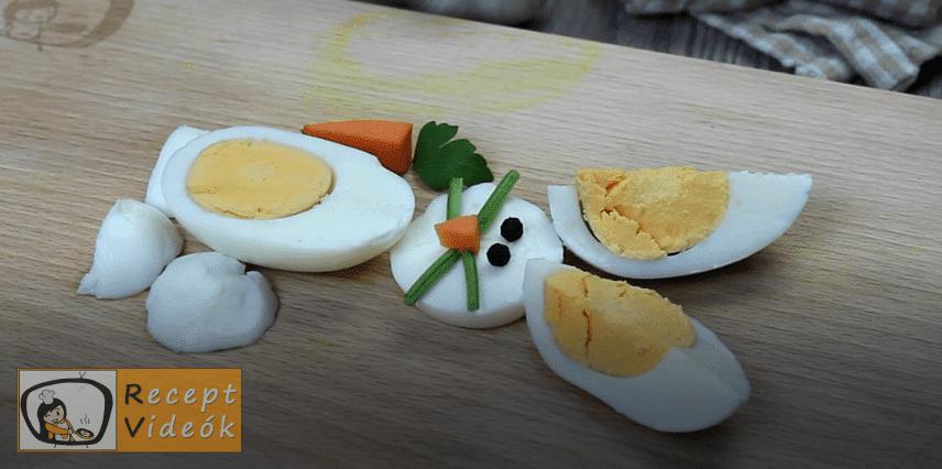 Húsvéti diy kreatív recept ötletek, asztaldíszek - húsvéti kreatív reggeli 11. lépés