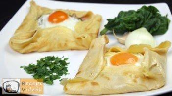 Reggeli batyu recept, reggeli batyu elkészítése - Recept Videók