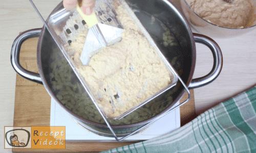 Juhtúrós sztrapacska recept, juhtúrós sztrapacska elkészítése 6. lépés