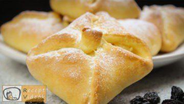 Túrós batyu recept, túrós batyu elkészítése - Recept Videók