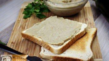 Padlizsánkrém recept, padlizsánkrém elkészítése - Recept Videók