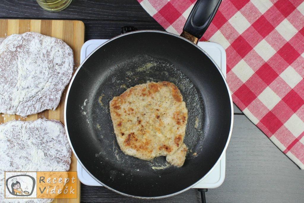 Holstein szelet recept, Holstein szelet elkészítése 4. lépés