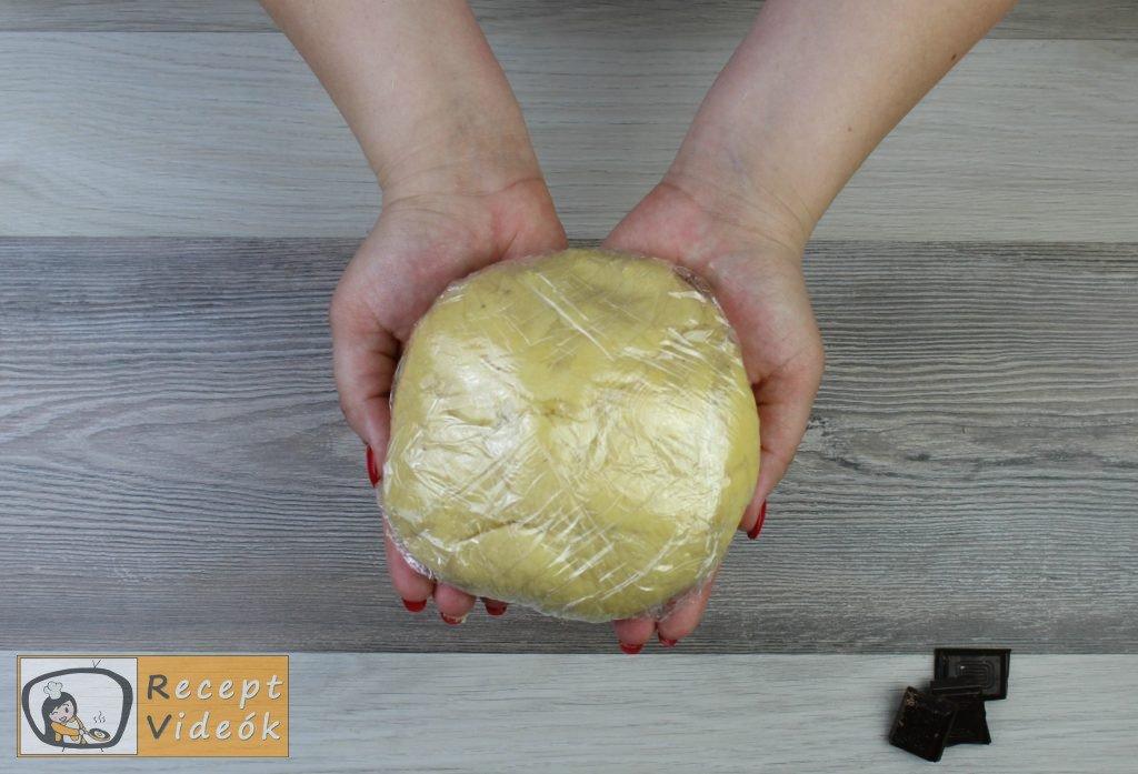 Vaníliás karika recept, vaníliás karika elkészítése 3. lépés