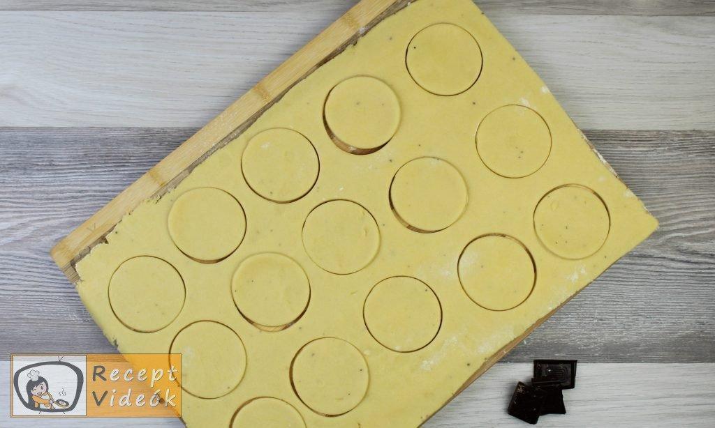 Vaníliás karika recept, vaníliás karika elkészítése 5. lépés
