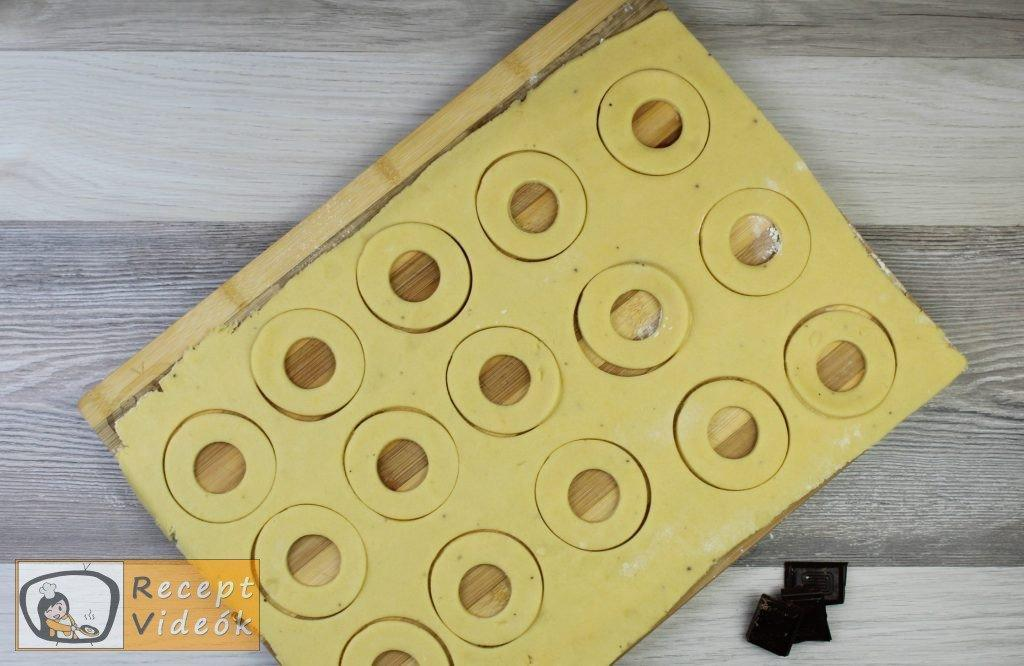 Vaníliás karika recept, vaníliás karika elkészítése 6. lépés
