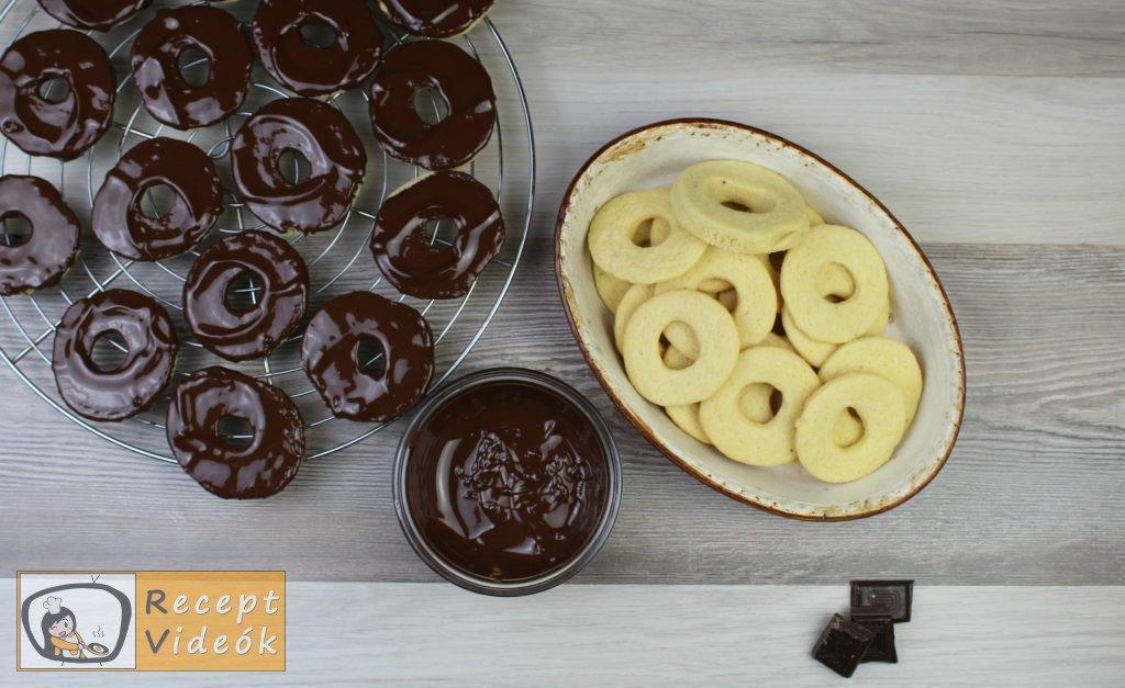 Vaníliás karika recept, vaníliás karika elkészítése 8. lépés