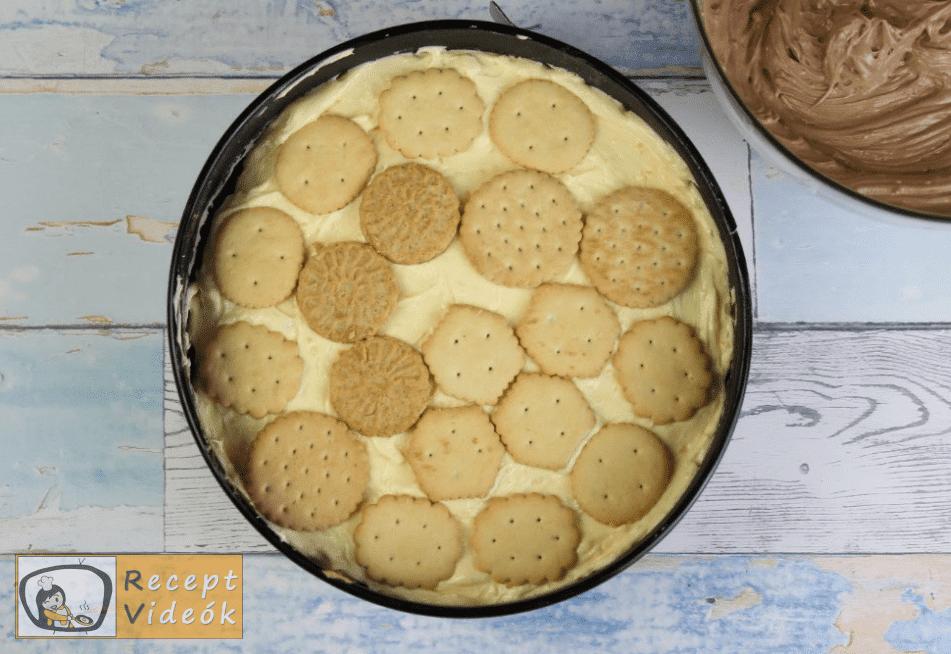 Kinder bueno torta recept elkészítése 13. lépés