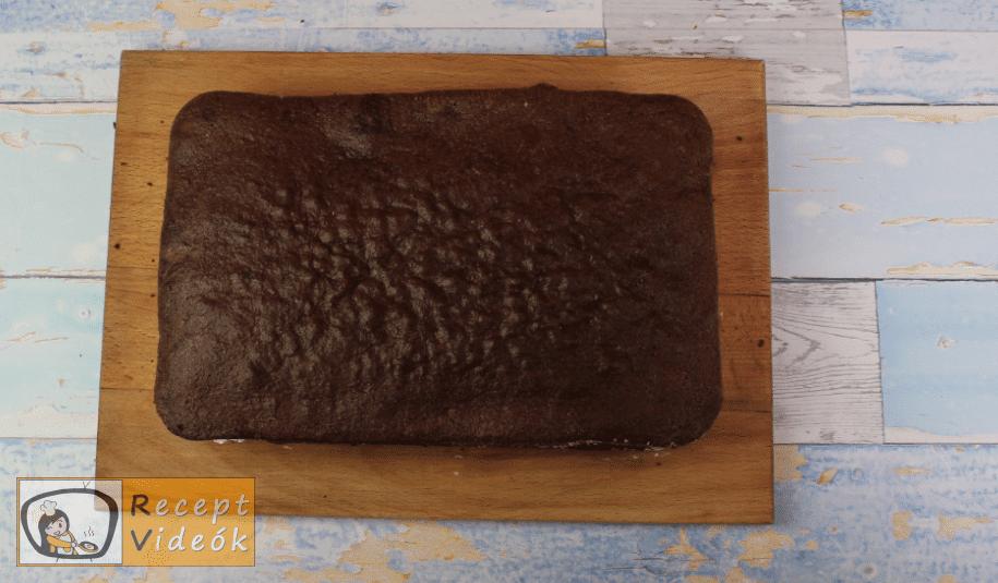 kinder pingui szelet recept, kinder pingui szelet elkészítése 16. lépés