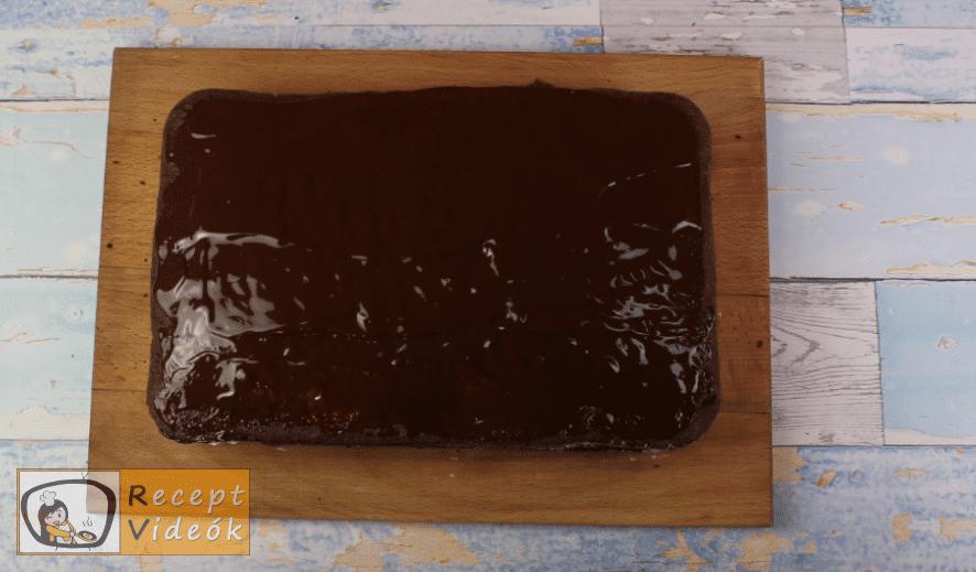 kinder pingui szelet recept, kinder pingui szelet elkészítése 17. lépés