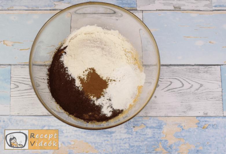 kinder pingui szelet recept, kinder pingui szelet elkészítése 2. lépés