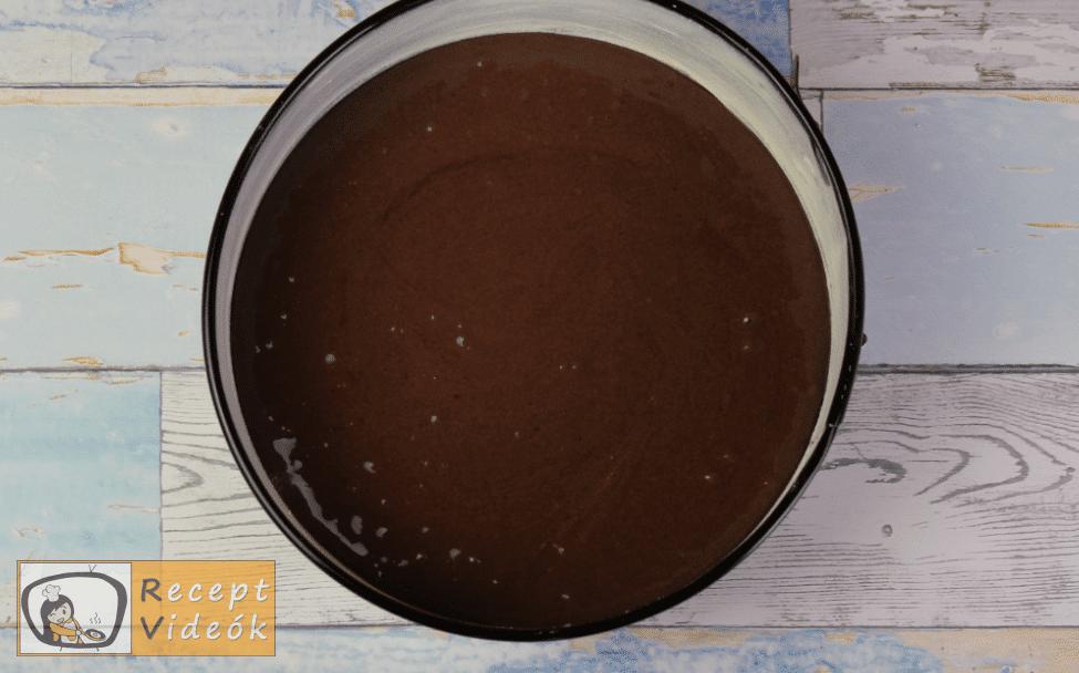lúdláb torta recept, lúdláb torta elkészítése 4. lépés