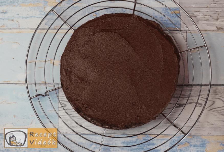 lúdláb torta recept, lúdláb torta elkészítése 9. lépés