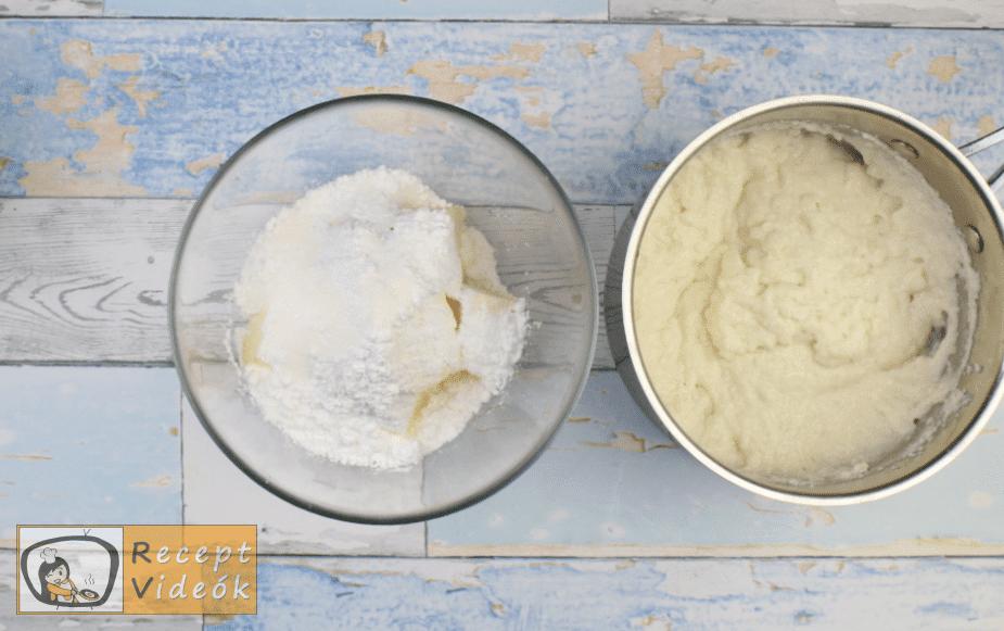 Mézes krémes recept, mézes krémes elkészítése 5. lépés