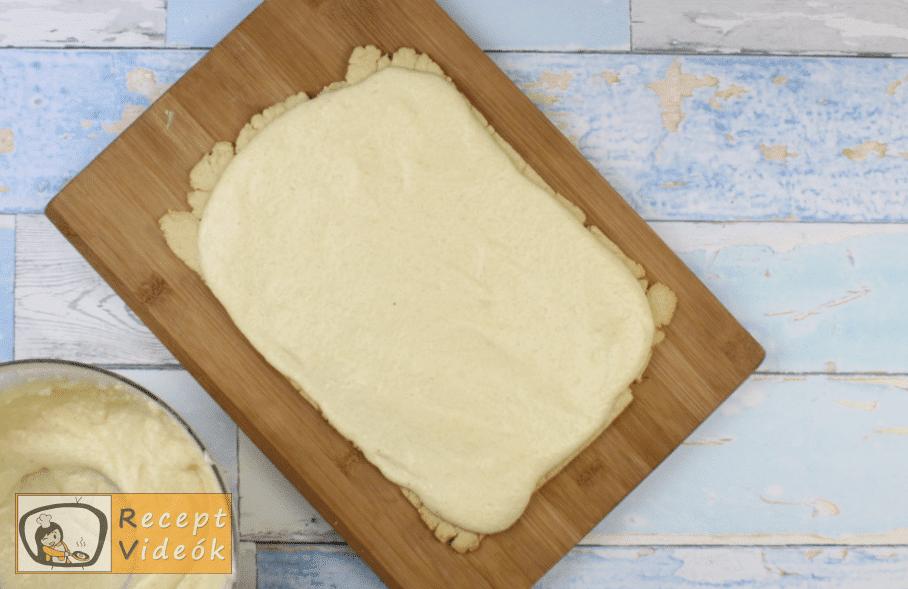 Mézes krémes recept, mézes krémes elkészítése 7. lépés