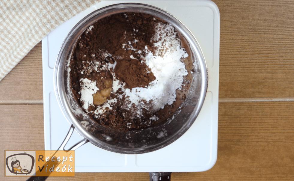 néger kocka recept, néger kocka elkészítése 7. lépés