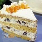 Oroszkrém torta recept, oroszkrém torta elkészítése - Recept Videók