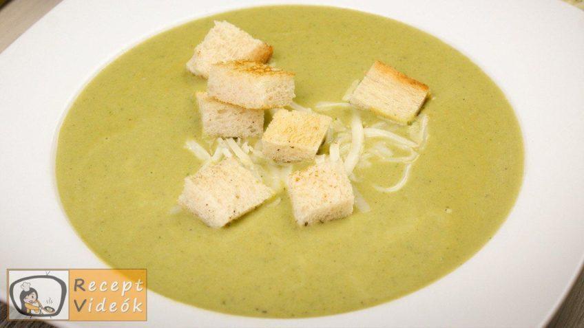 Spárgakrémleves recept, spárgakrémleves elkészítése - Recept Videók