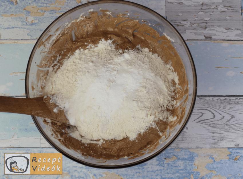sacher torta recept, sacher torta elkészítése 6. lépés