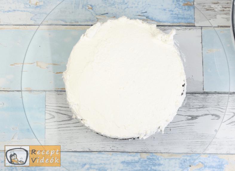 túró rudi torta recept, túró rudi torta elkészítése 9. lépés