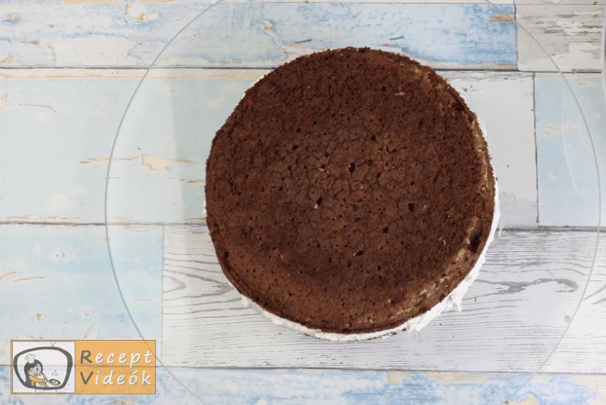 túró rudi torta recept, túró rudi torta elkészítése 10. lépés