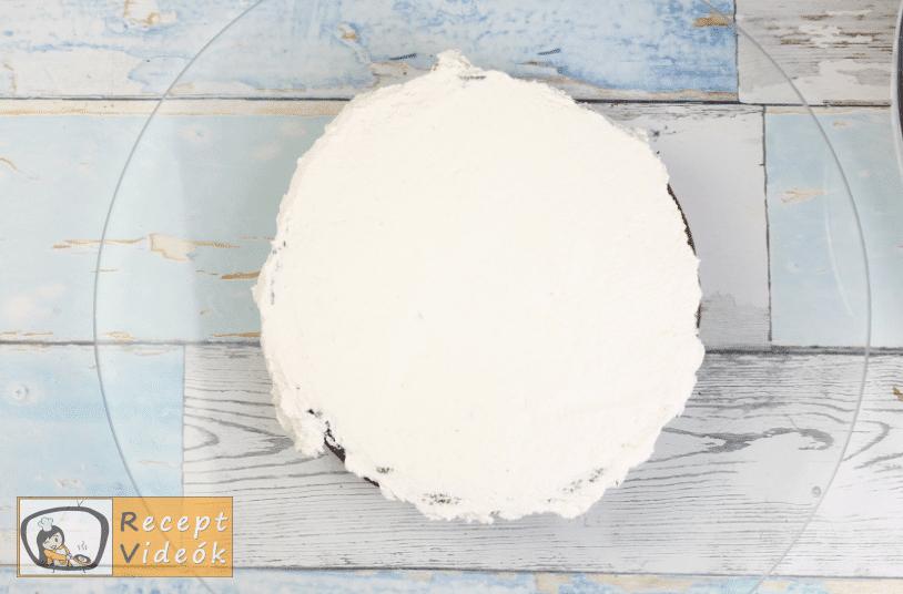 túró rudi torta recept, túró rudi torta elkészítése 8. lépés