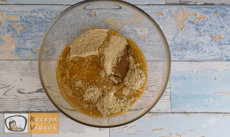 Túrótorta (sütés nélkül) recept, túrótorta (sütés nélkül) elkészítése 1.lépés