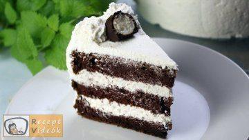 túró rudi torta recept, túró rudi torta elkészítése - Recept Videók